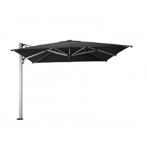Laterna parasol déporté 300*300cm. noir
