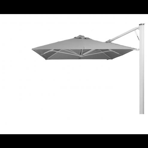 Prostor P7 muurparasol 250*250cm lead grey