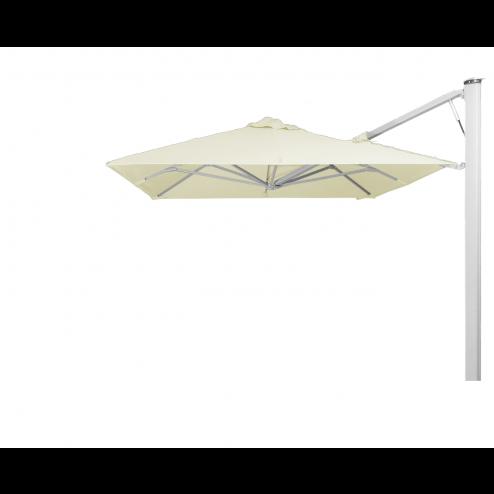 Prostor P7 parasol mural 250*250cm white sand