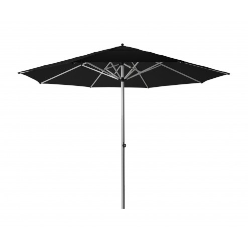 Presto parasol 400cm. noir
