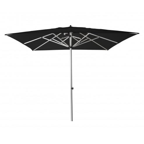 Presto parasol 330*330cm. noir