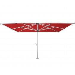 Basto Pro parasol géant (500*500cm) rouge