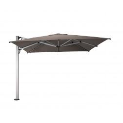 Fuerto Pro parasol déporté Taupe (300*300cm)