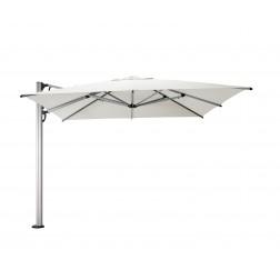 Fuerto Pro parasol déporté Perle Blanche (300*300cm)