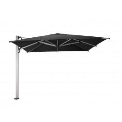 Fuerto Pro parasol déporté Noir (300*300cm)