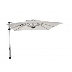 Laterna Pro parasol déporté Perle Blanche (300*300cm)