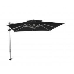 Laterna Pro parasol déporté Noir (300*300cm)
