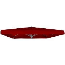 Toile Maestro Prestige Rouge (400*300cm)