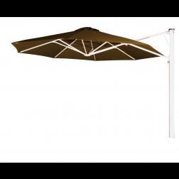 P7 parasol mural Taupe  (ø350cm)