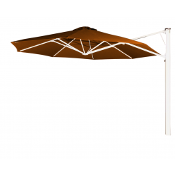 P7 parasol mural Terra Cotta (ø350cm)