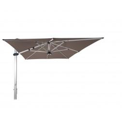 Palestro Pro parasol déporté Taupe (300*400cm)