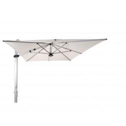 Palestro Pro parasol déporté Perle Blanche (300*400cm)