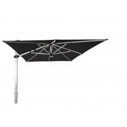 Palestro Pro parasol déporté Noir (300*400cm)