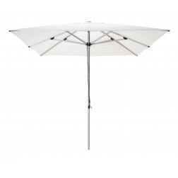 Patio Pro parasol Perle Blanche (300*300cm)