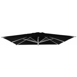 Toile Patio Noir (300*300cm)