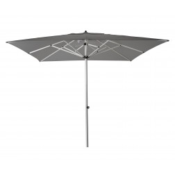 Presto Pro parasol Gris Platine (330*330cm)
