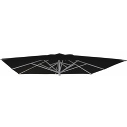 Toile Presto Noir (330*330cm)