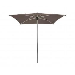 Sublimo parasol Taupe (200*200 cm)