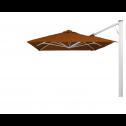 Prostor P7 parasol mural 300*300cm terra cotta