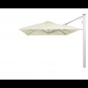 Prostor P7 parasol mural 300*300cm white sand